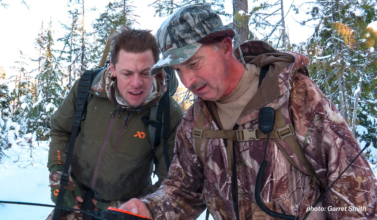 Steven Rinella hunts mountain lions in the Idaho Panhandle mountains.
