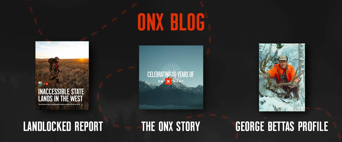 onX 2019 Year in Review - onX Blog