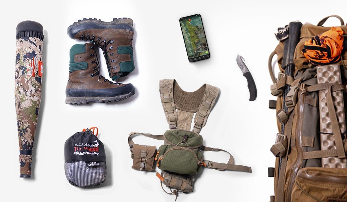 Essential Hunting Gear Checklist - onX