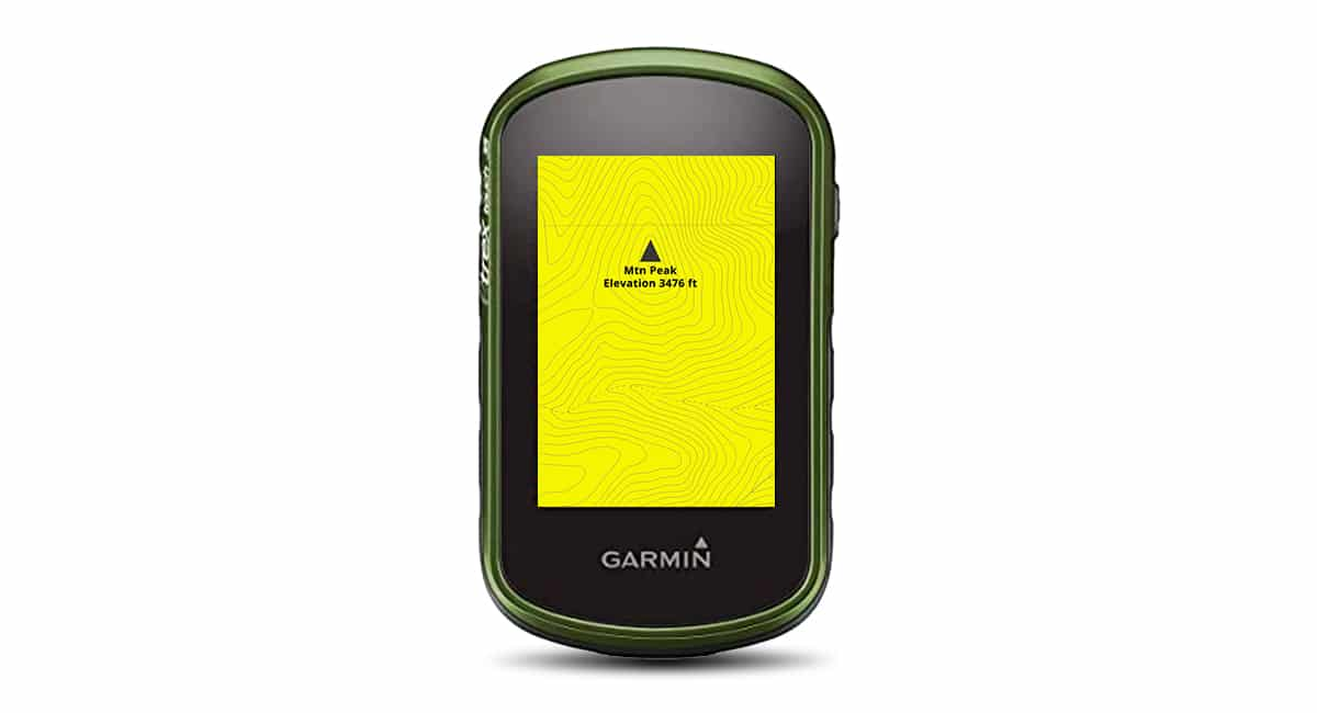 Garmin eTrex Touch 35 Hunting GPS compatible with onX GPS chip