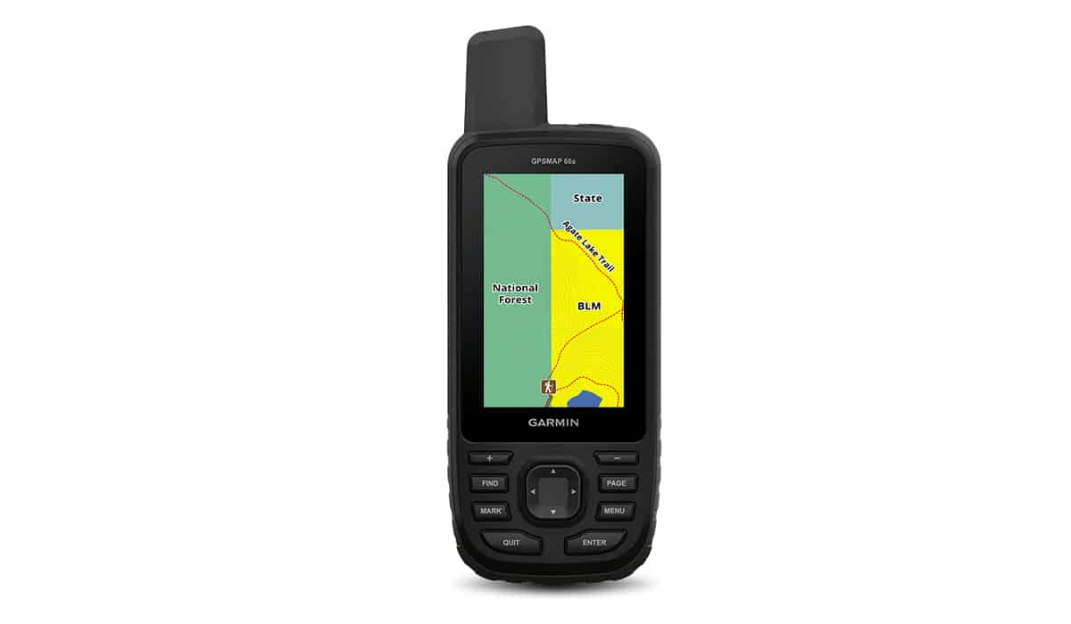 Garmin GPSMAP Series Hunting GPS compatible with onX GPS chip