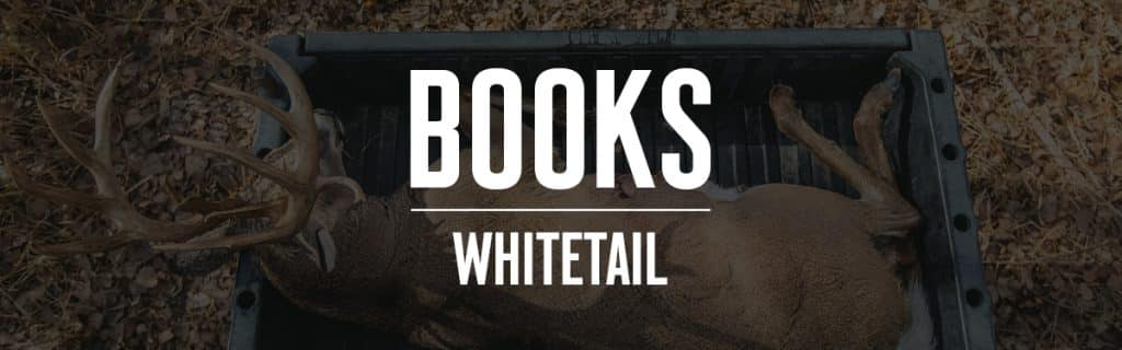Hunter's Canon Whitetail Books Header