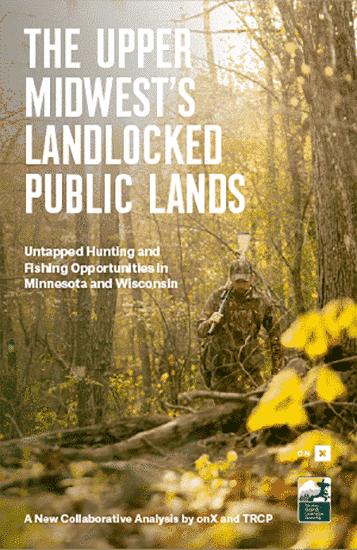 The Upper Midwest's Landlocked Public Lands