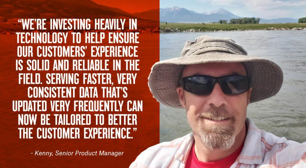 Kenny, a Product Manager at onX, talks about why reliable data is important.