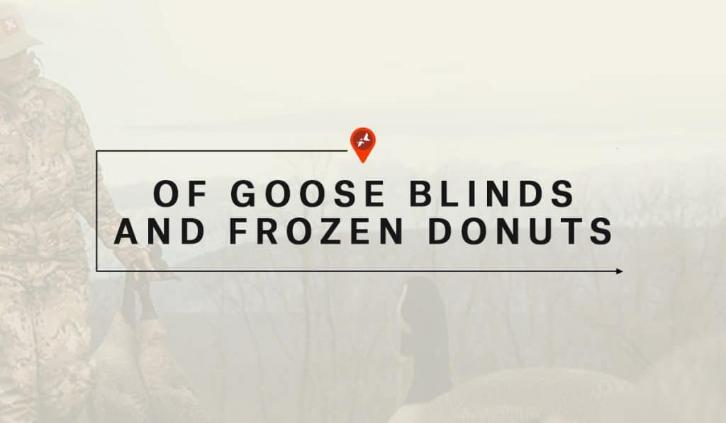 Vignettes from the Field - Our Stories Mapped - onX - Frozen Donuts