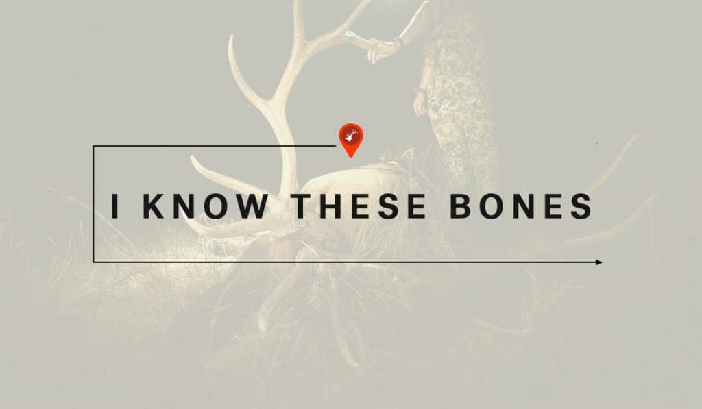 Vignettes from the Field - Our Stories Mapped - onX - Know These Bones