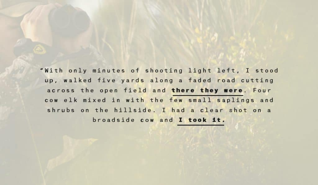 Vignettes from the Field - Our Stories Mapped - onX - Know These Bones - 2