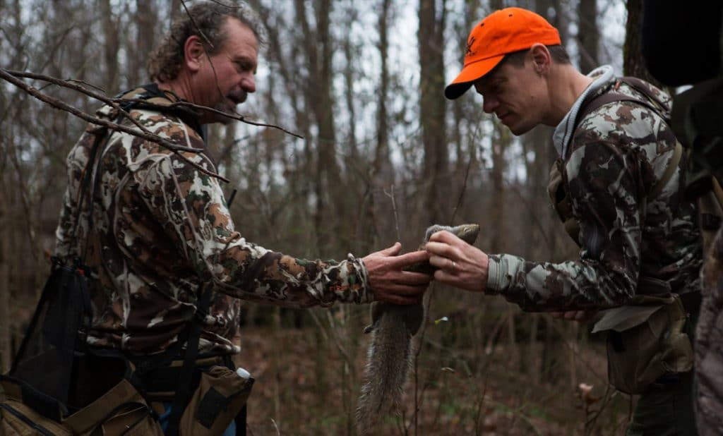 How to Hunt Squirrels - onX - Meateater Hunting with Friends