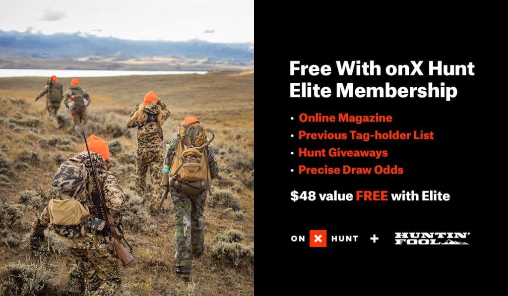Huntin' Fool Free With Elite Membership