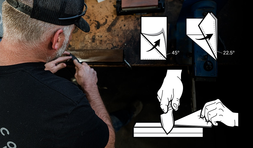 Knife Sharpening Tips and Tricks - onX