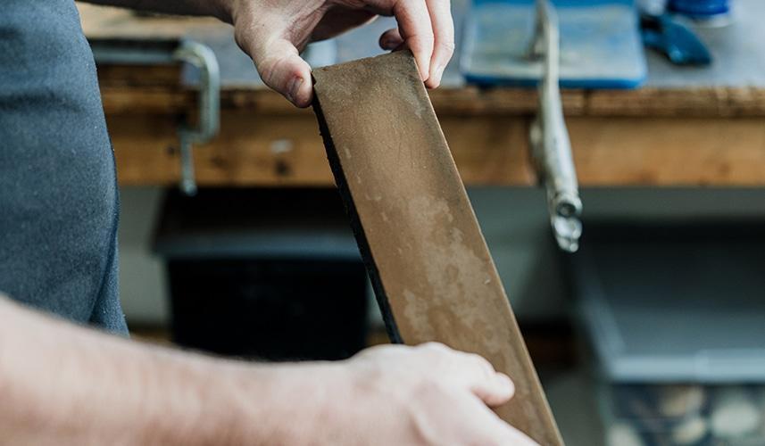 Whetstone for Knife Sharpening - onX