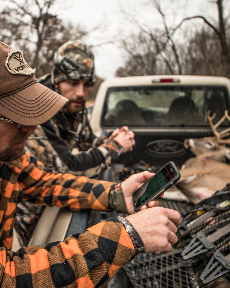 THP Mapping Whitetails - onX Hunt