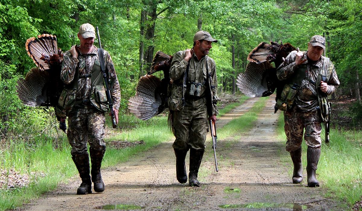 Will Primos, avid turkey hunter - onX Hunt App