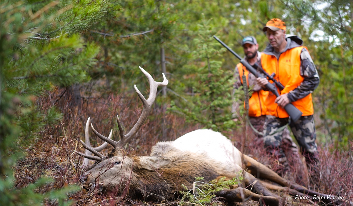 Remi Warren - Professional Hunting Guide - onX Hunt