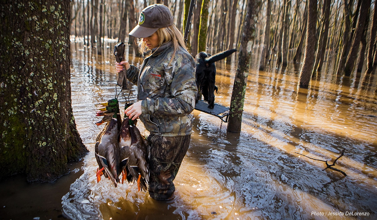 Gifts for Moms Who Hunt Waterfowl - onX Hunt