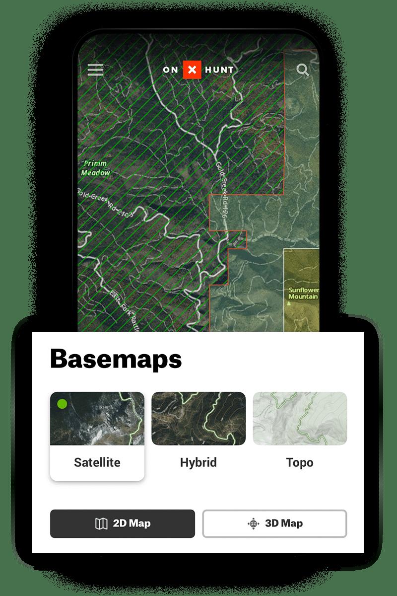 Basemap step 2