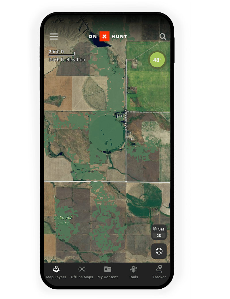 alfalfa crop data layer