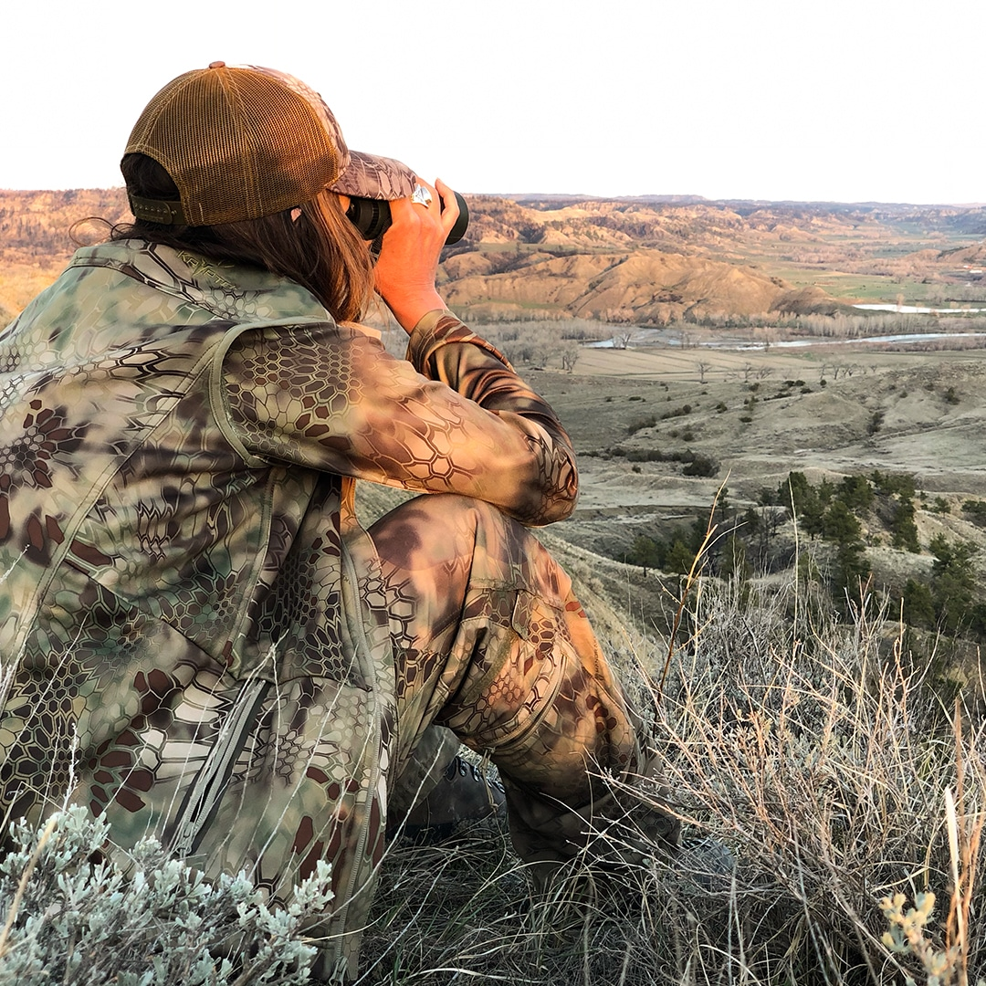 scouting with onx hunt