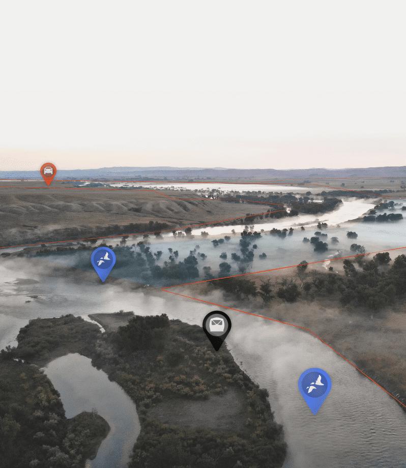 onx hunt waypoints