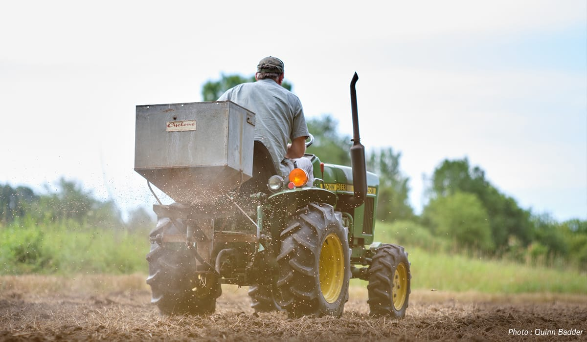 onX Whitetail Report - August - Food Plots
