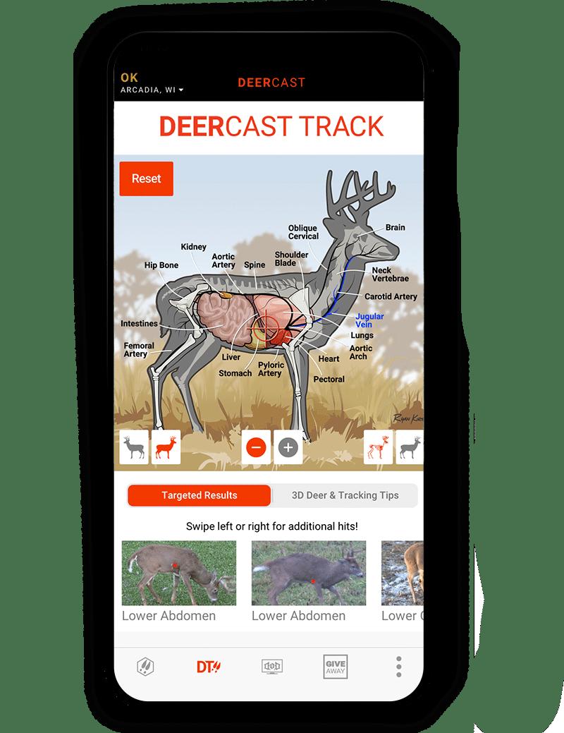 Deercast Track