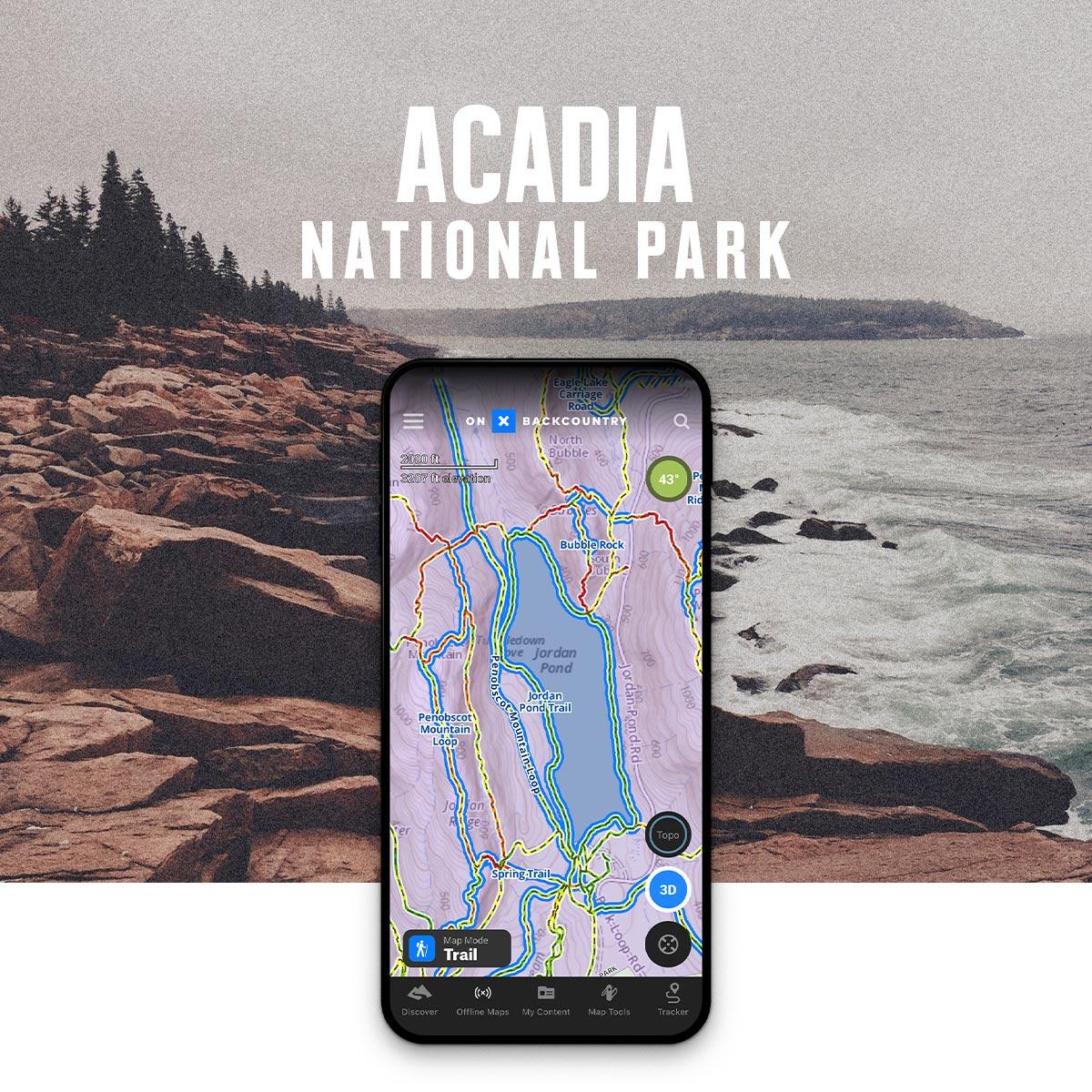 National Park Week Acadia