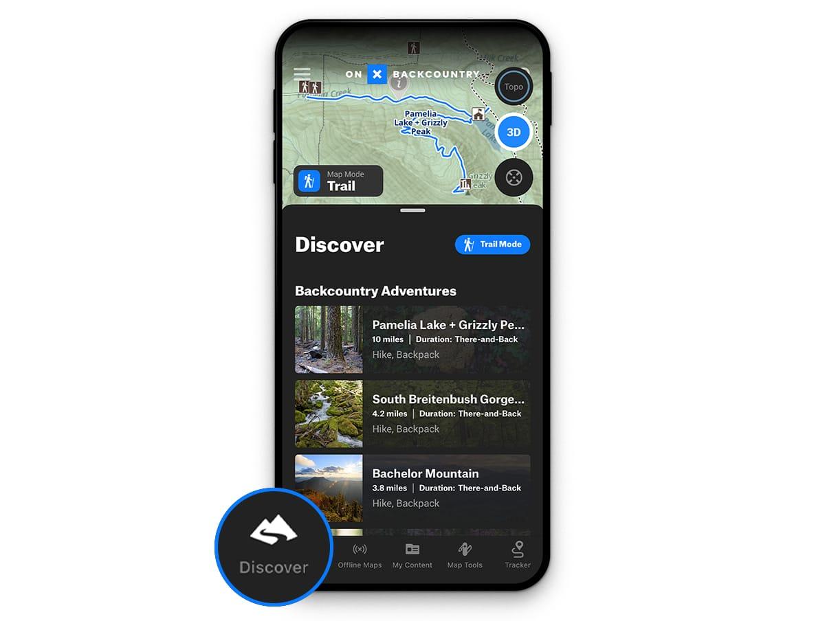 Adventures 101 Blog Discover Button