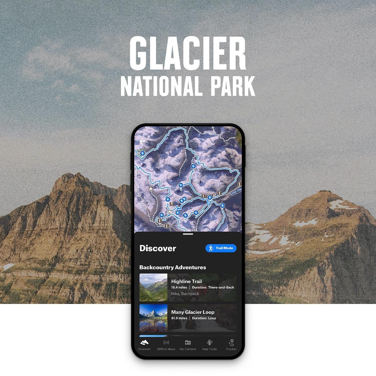National Park Week Glacier National Park Featured Adventure
