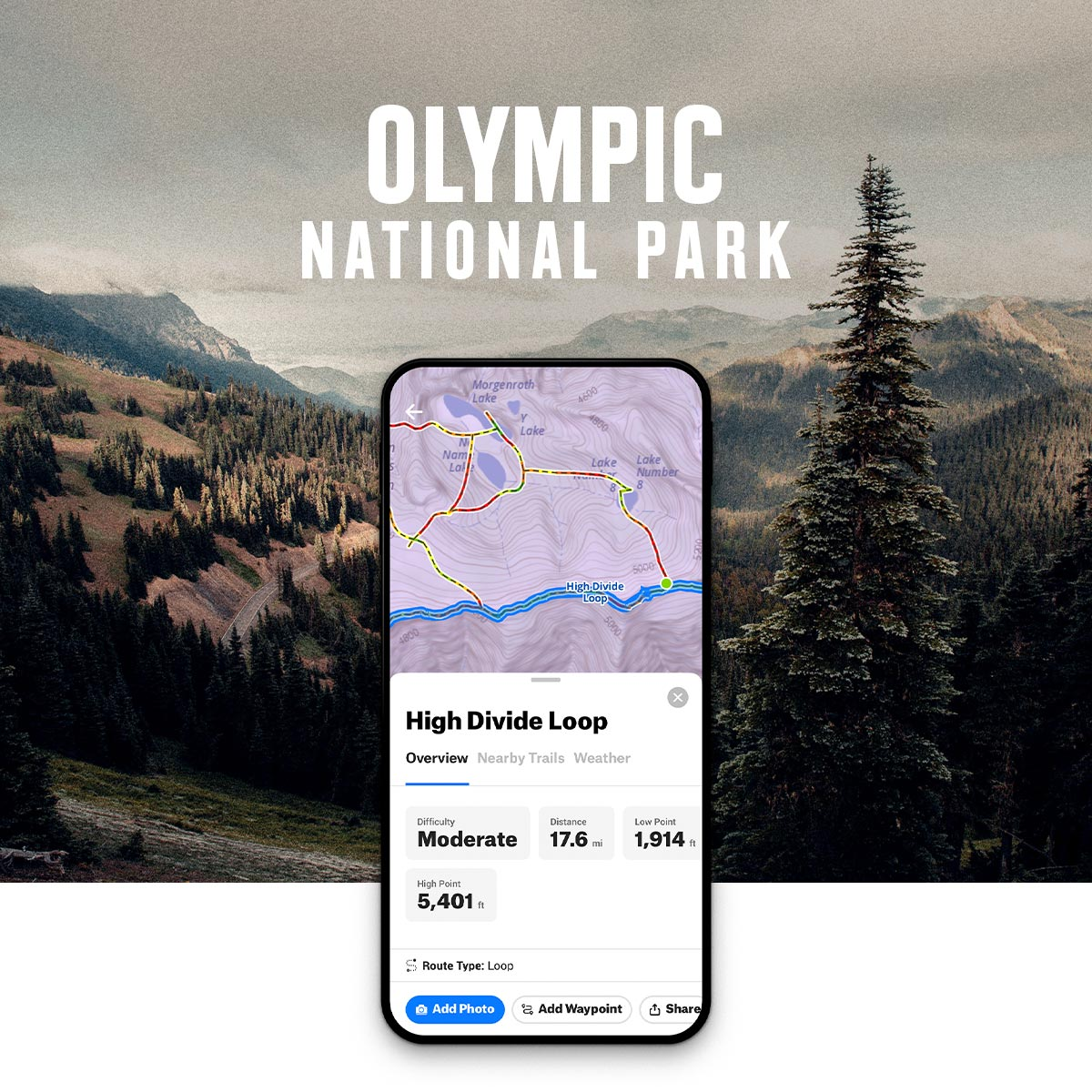 National Park Week Olympic