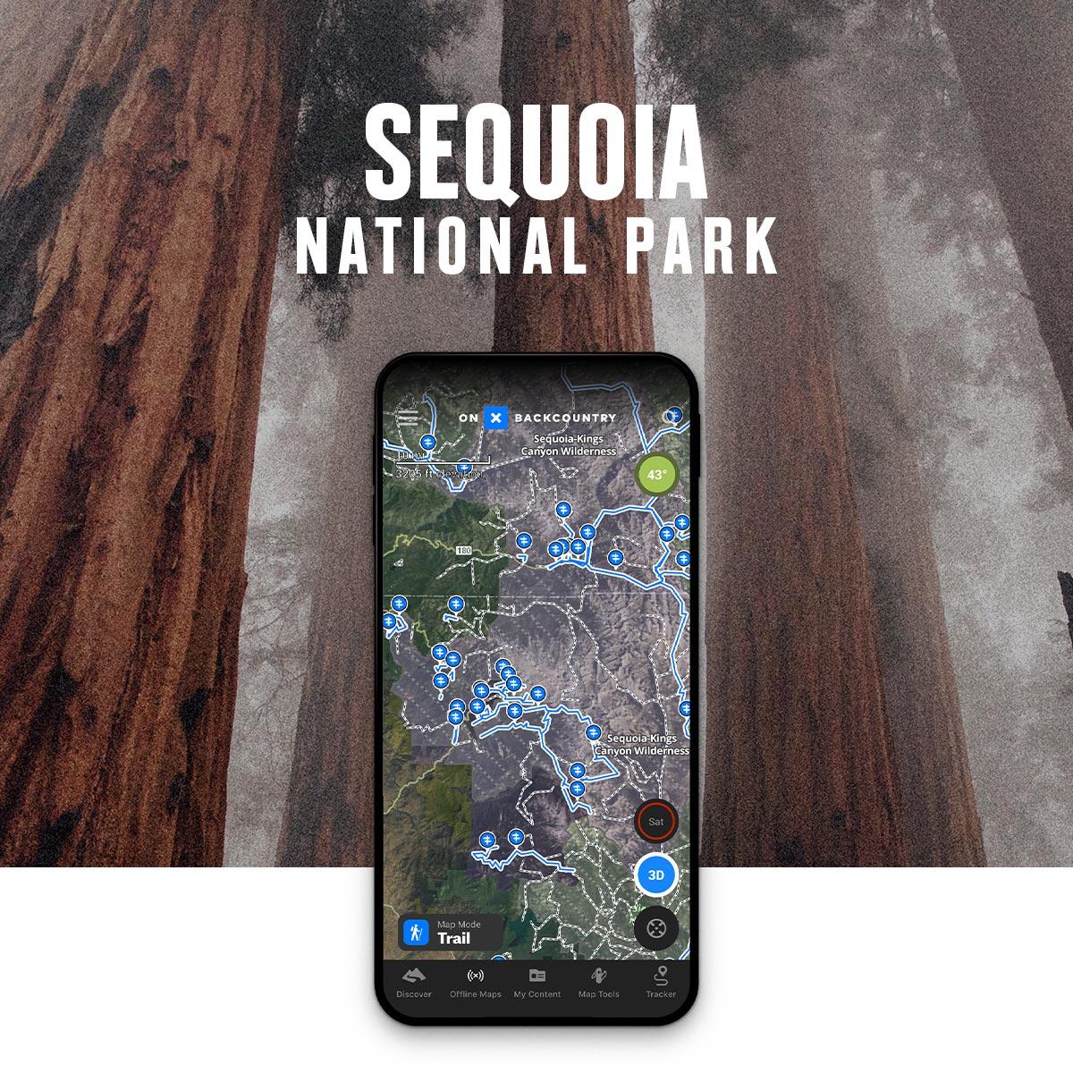 National Park Week Sequoia