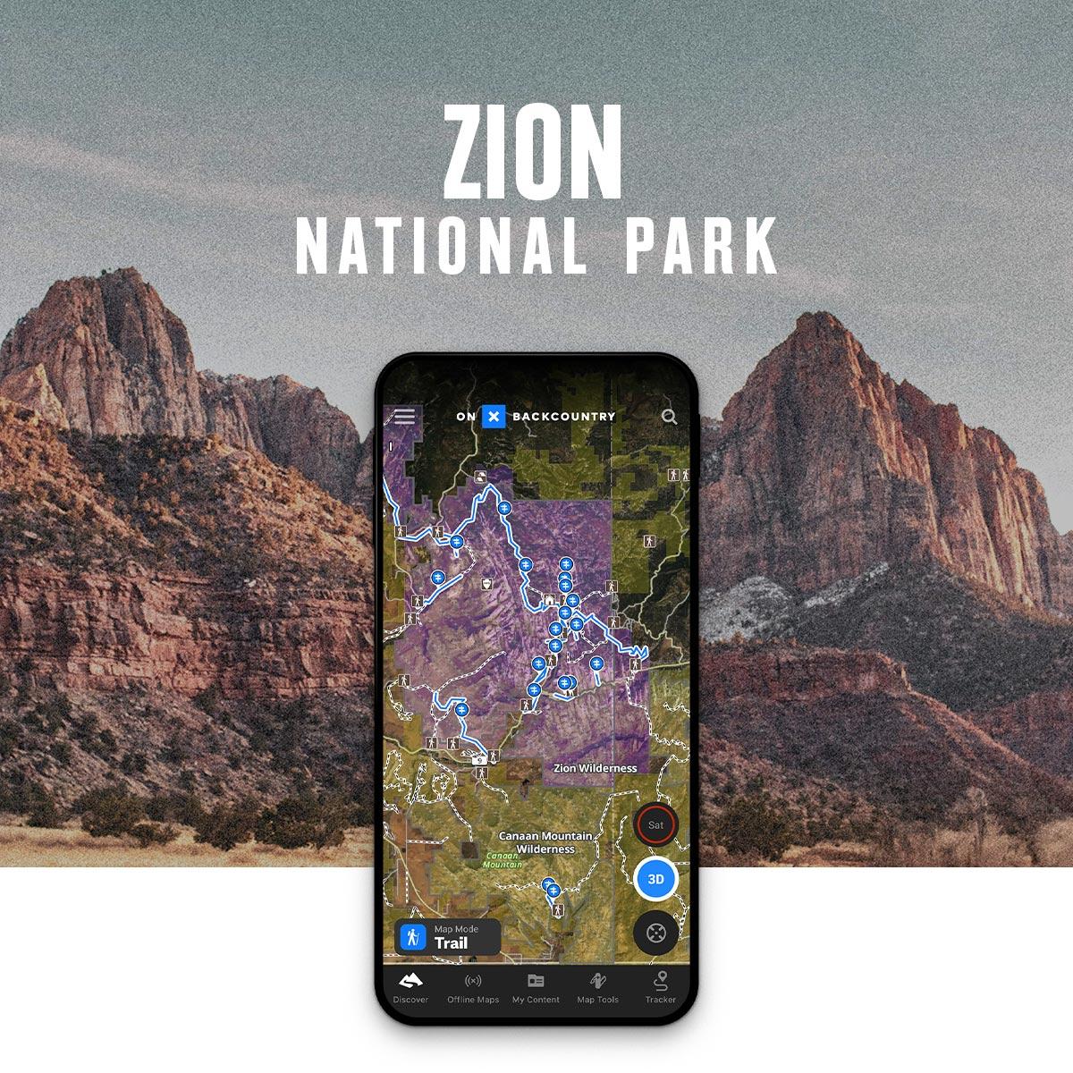 National Park Week Zion