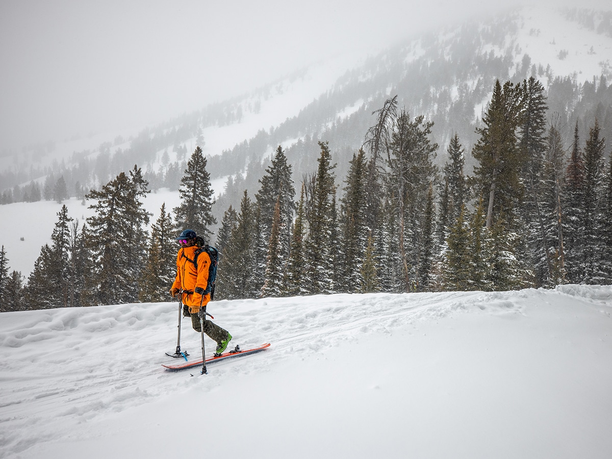onX Backcountry Ambassador Vasu Sojitra is a mountain athlete and disability access strategist.