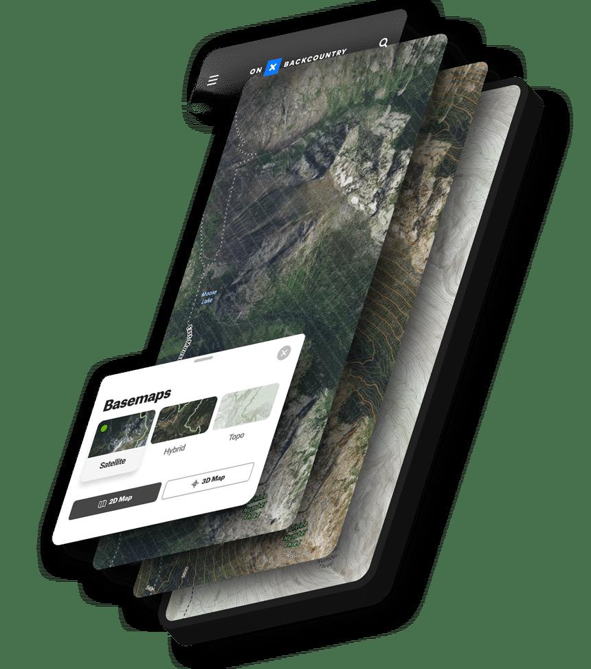 onx Basemaps