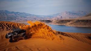 Exploring Arizona off-road trails
